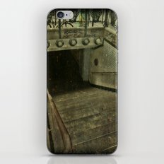 Down into Darkness iPhone & iPod Skin