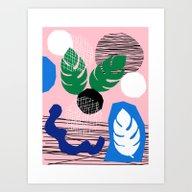 Damn Skippy - Retro Thro… Art Print