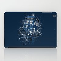 Breaking the Time iPad Case