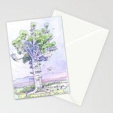 La Citta' albero... Stationery Cards