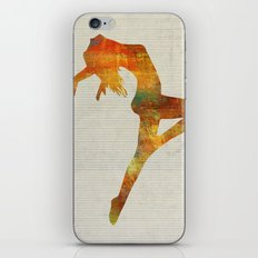 On her majesty's service iPhone & iPod Skin