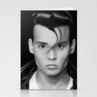 Cry Baby Stationery Cards