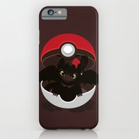 How To Catch Your Dragon iPhone 6 Slim Case
