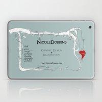 Personalized iPad decal Laptop & iPad Skin