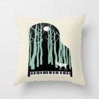 Rachmaninoff -  Prelude … Throw Pillow