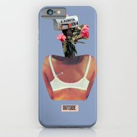 Outside iPhone 6 Slim Case