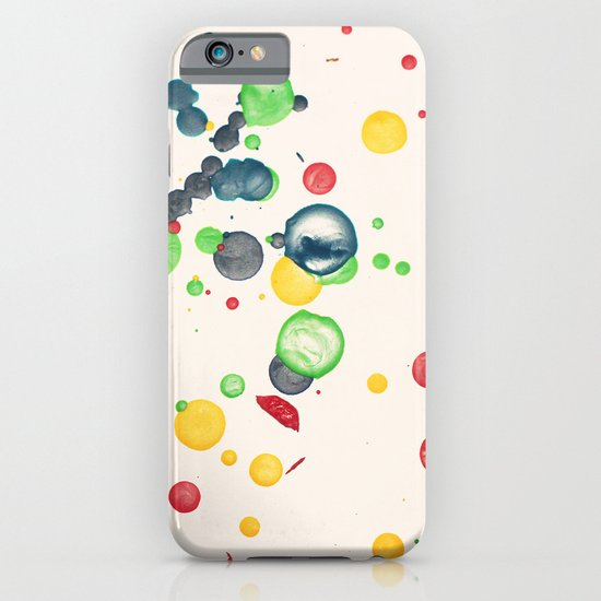 Crayon Love: Splatter This iPhone & iPod Case