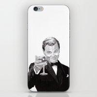 Leonardo iPhone & iPod Skin