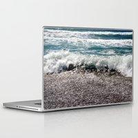 surf Laptop & iPad Skins featuring Surf by Art-Motiva