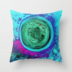Circle #2 Throw Pillow