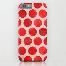colorplay 12 sq iPhone 6s Slim Case