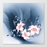 Lilien - Lilies Canvas Print