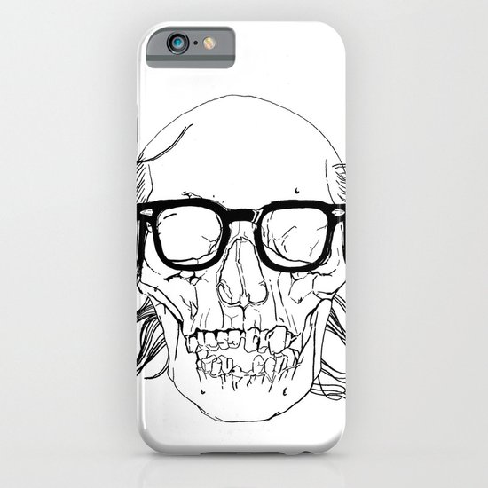 My best friend, Death iPhone & iPod Case