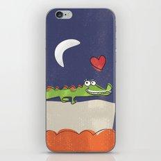 Alligator iPhone & iPod Skin