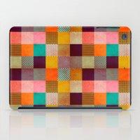 Decorated Pixel   iPad Case