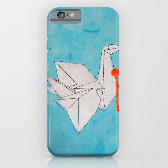 Paper Bird iPhone & iPod Case