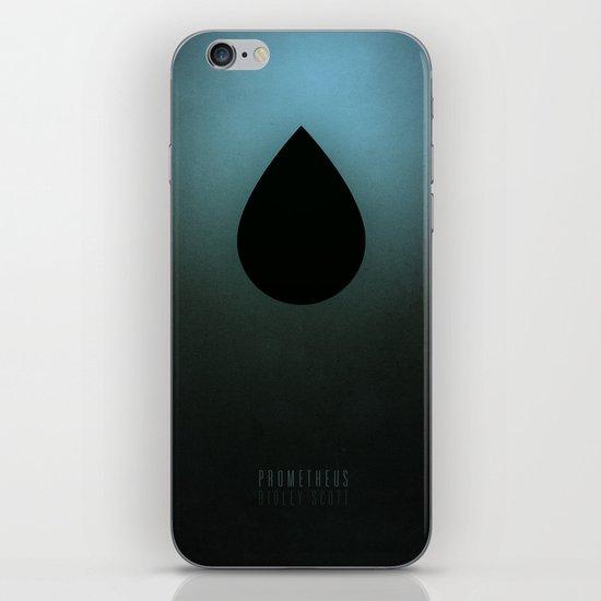 Smooth Minimal - Prometheus iPhone & iPod Skin