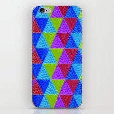 Aztec 5# iPhone & iPod Skin