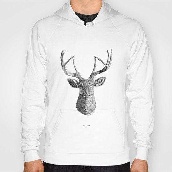 Hello Deer Hoody