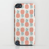 iPhone Cases featuring Pineapple  by basilique