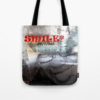 SMILE - 24/7/365 Tote Bag