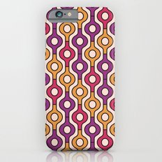 Abstract Geometric Patte… iPhone 6 Slim Case
