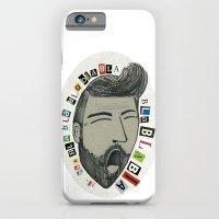 iPhone & iPod Case featuring Bla bla bla... by Villaraco