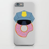Officer Donut iPhone 6 Slim Case