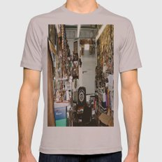 Search & Destroy Mens Fitted Tee Cinder SMALL