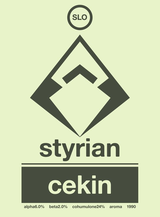 styrian cekin single hop Art Print
