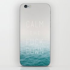 CTFD iPhone & iPod Skin