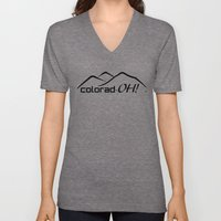 Colorad-OH! Creative Fun Wear Unisex V-Neck