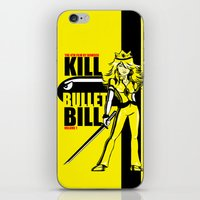 Kill Bullet Bill iPhone & iPod Skin