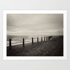 Mouille Point- South Africa Art Print