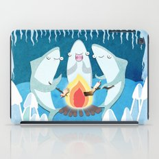 A Shiver of Sharks iPad Case