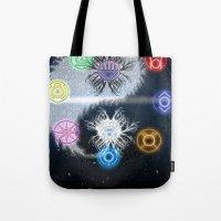 Lantern Corp - Life Give… Tote Bag