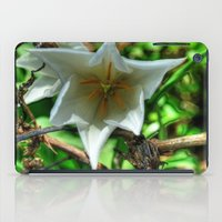 Flower - HDR iPad Case