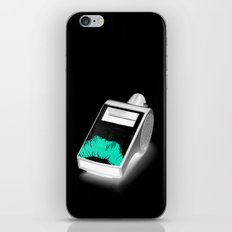 Blow the Whistle iPhone & iPod Skin
