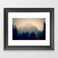 Only God Can Make a Tree Framed Art Print