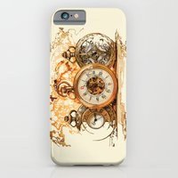 iPhone & iPod Case featuring Times Three by Robin Curtiss