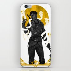 Serpent Kiss iPhone & iPod Skin