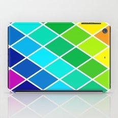 Tetrahedral Rainbow iPad Case