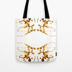 Symmetria Gold 1 Tote Bag