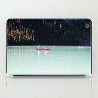 Lake Day iPad Case