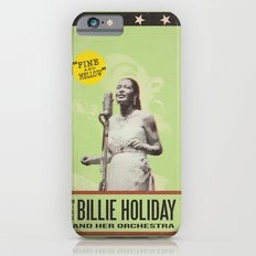 Lady Day Poster iPhone 6 Slim Case