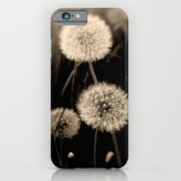 iPhone & iPod Case featuring Dandelions by Mi Nu Ra