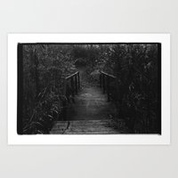 A Place to Escape Art Print