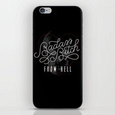 Badass B iPhone & iPod Skin