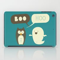 Boo Hoo iPad Case