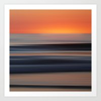cesmare - seascape no.09 Art Print